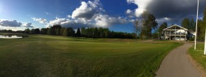 Hartola golf